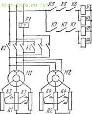 кб 674 электрическая схема